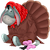 Eeyore Thanksgiving 2016